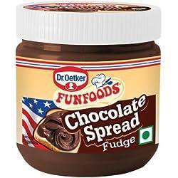 Funfoods Chocolate Fudge Spread, 350g