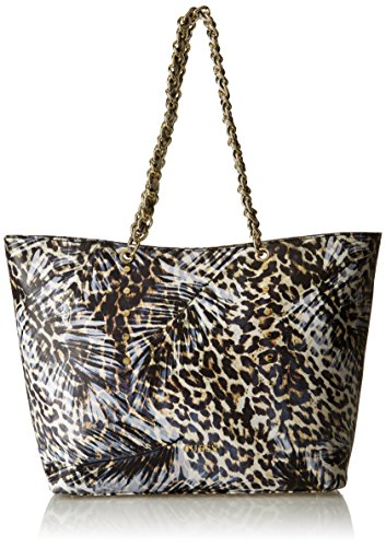 Guess Women's Joy Shoulder Bag multicolour Multicolore (Jungle)