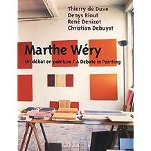 Marthe Wéry. Un débat en peinture