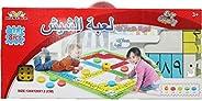 Best Toy Al Shesh Game larg cork floor unisex - 36-1727