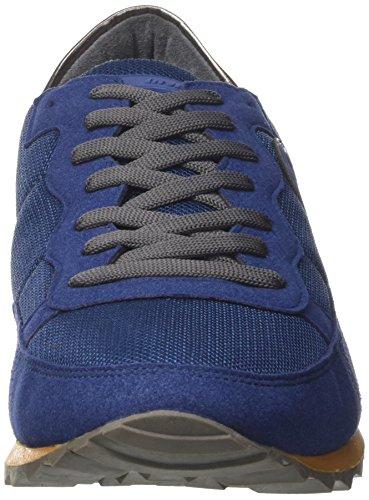 Invicta Scarpa, Sneaker a Collo Basso Unisex-Adulto Blu (Indaco)