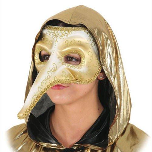 Maske Pantalone Venezia , (Pantalone Und Maske Kostüm)