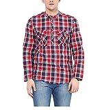 Yepme Men's Red Cotton Kurta Shirts - YP...