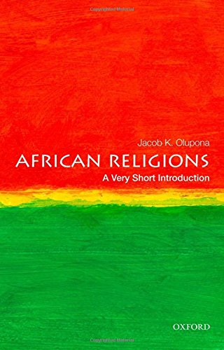 African Religions: A Very Short Introduction (Very Short Introductions) por Jacob K. Olupona