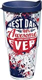 Best Dad Tumblers - Tervis 1176127 Dad Splatter Tumbler with Wrap Review