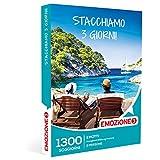 Emozione3 - Cofanetto Regalo - STACCHIAMO 3 Giorni! - 1300 Divertenti soggiorni in accoglienti B&B ed agriturismi Italiani