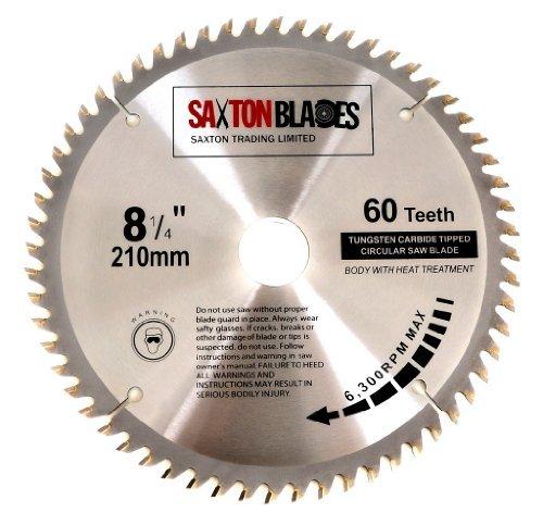 saxton-tct-circular-wood-saw-blade-210mm-x-30mm-x-60t-for-festool-bosch-makita-dewalt-fits-216mm-saw