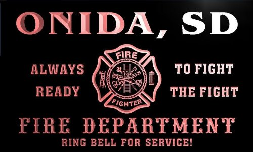 qy66120-r-fire-dept-onida-sd-south-dakota-firefighter-neon-sign