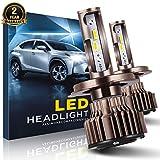 EASY EAGLE H4 LED 10800LM Lampadine 12V 6000K