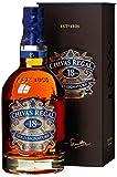Chivas Regal 18 Jahre Gold Signature Blended Scotch Whisky (1 x 0.7 l)