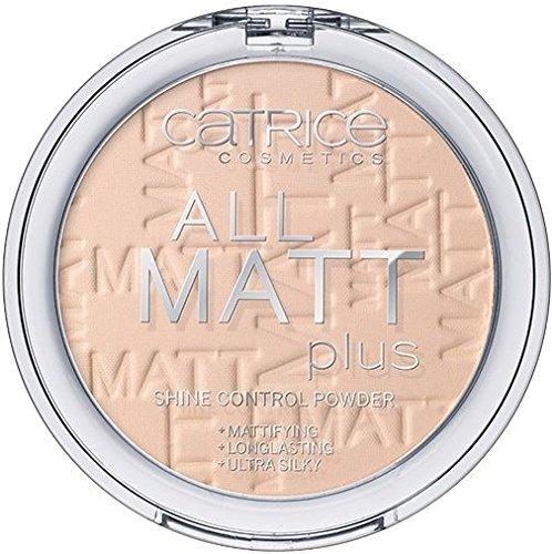 Catrice All Matt Plus Shine Control Powder Transparent 010 100 g