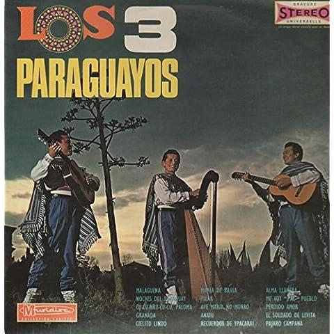 Los 3 Paraguayos - Volume 1 - Musidisc - 30 CV (1037 Vinyl)