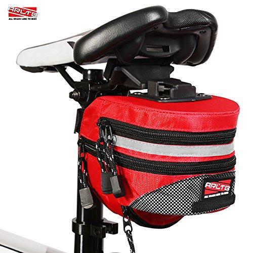 Arltb Fahrrad Satteltasche Radtasche Fahrrad Tasche für Fahrrad Mountainbikes MTB BMX Radfahren