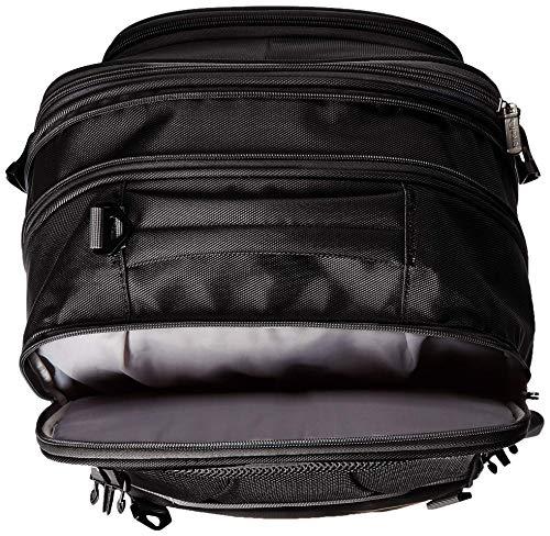AmazonBasics 46 Ltrs Carry-On Travel Backpack, Black Image 5