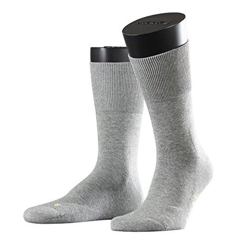 Preisvergleich Produktbild Falke Sport Spirit Unisex Socken Run 2er Pack,  Größe:35 / 36;Farbe:light grey