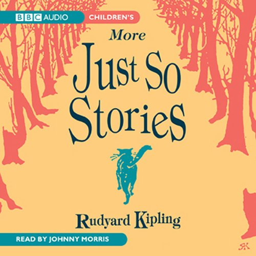 Just So Stories - The Butterfly that Stamped  Audiolibri