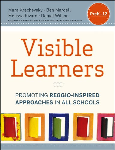 Visible Learners: Promoting Reggio-Inspired Approaches in All Schools por Daniel Wilson