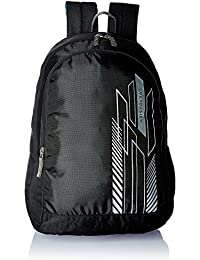 Aristocrat Zing 24 Ltrs Black Casual Backpack (BPZING1BLK)