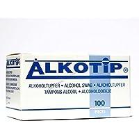 100 X Alocotip Hisopos