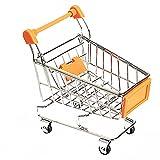 Tenflyer Mini Supermarkt Handkarren Einkaufswagen Gebrauchsmodus Lagerung