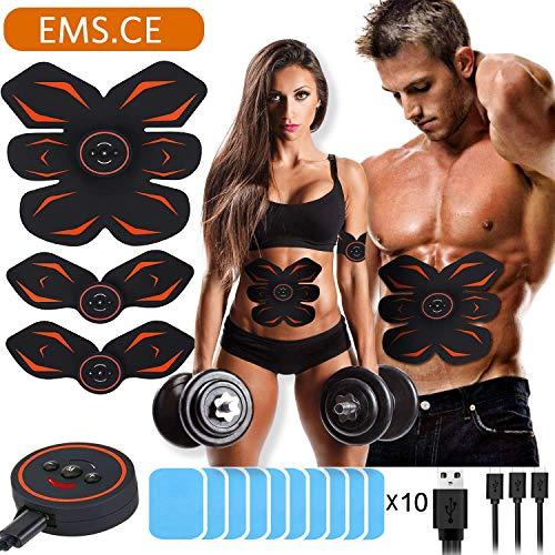 Morease Electrostimulateur Musculaire Entraînement...