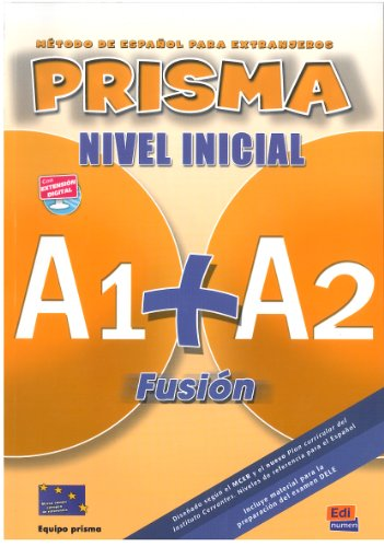 Prisma Fusión A1+A2 - L. del alumno + CD (Prisma Fusion)