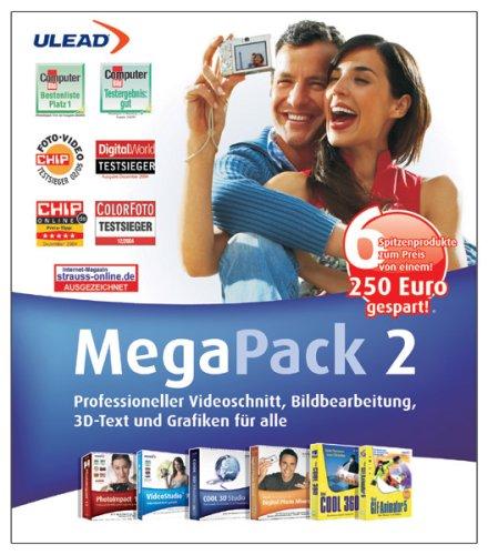 Mega Pack 2 (Software Ulead)