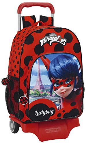 Imagen de safta lady bug miraculous 611702160  infantil alternativa