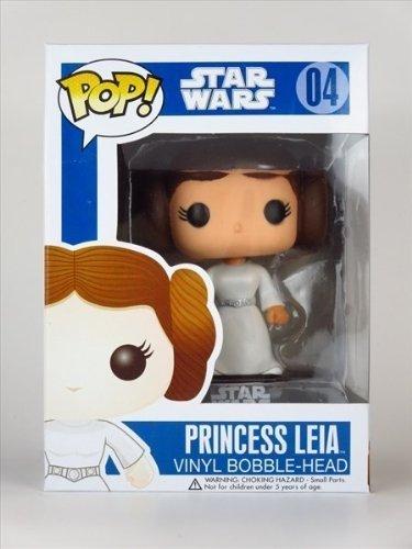 Princess Leia [STARWARS ( Star Wars )] FUNKO ( Fanko ) mini bubble head by Funko POP!