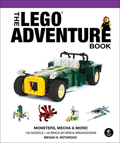 The Lego Adventure Book Vol. 4 por Megan H. Rothrock