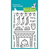Lawn Fawn Clear Stamp Cozy Christmas by Lawn Fawn