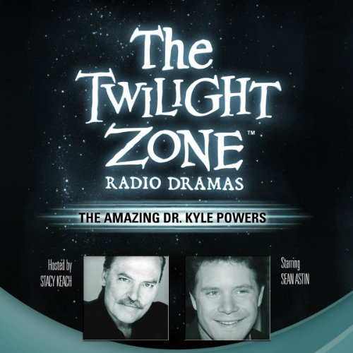 The Amazing Dr. Kyle Powers  Audiolibri