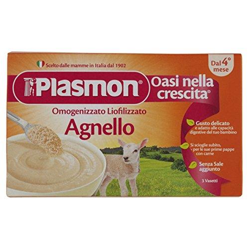 ( 5526 ) PLASMON (HEINZ ITALIA) PLASMON LIOF AGNEL 10GX3PZ OFS