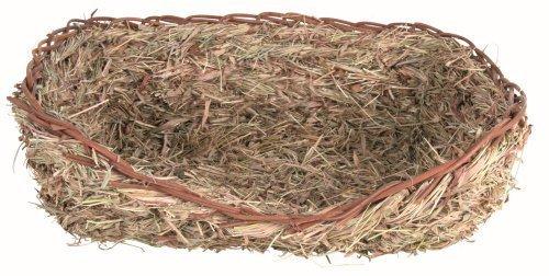 Trixie 61153 Grasbett, Kaninchen, 33 × 12 × 26 cm