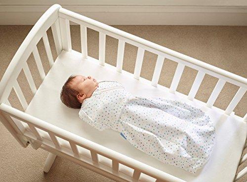 Gro AFA1018 Baby Jungen Schlafsack Newborn, mehrfarbig