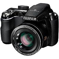 Fujifilm S3400HD - digital cameras (Auto, Cloudy, Daylight, Flash, Manual, Sunny, Beach, Dusk, Fireworks, Landscape, Museum, Night, Night landscape, Night portrait, Panorama, Self-po, Black&White, Sepia, Vivid, Battery, Bridge camera, TTL)