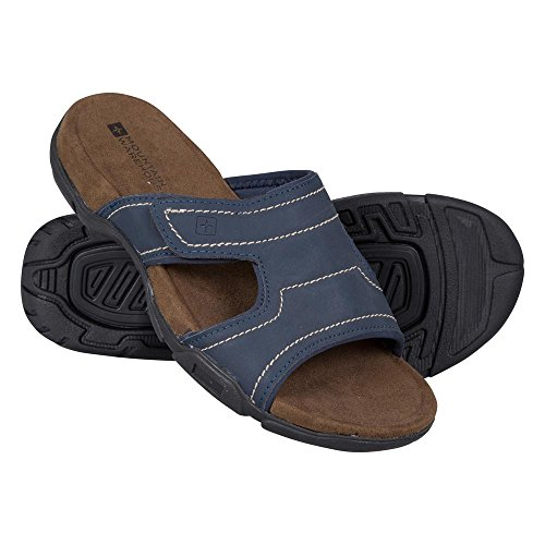 Mountain Warehouse Quay Mens Sandals - Neoprene Lining with Velcro Fastening &...