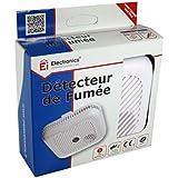 Ei Electronics Ei105B Rauchmelder, kabellos, mit Testknopf 9V Batterie enthalten 85dB weiß