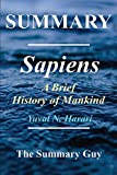 Summary - Sapiens: Book by Yuval Noah Harari - A Brief History of Mankind