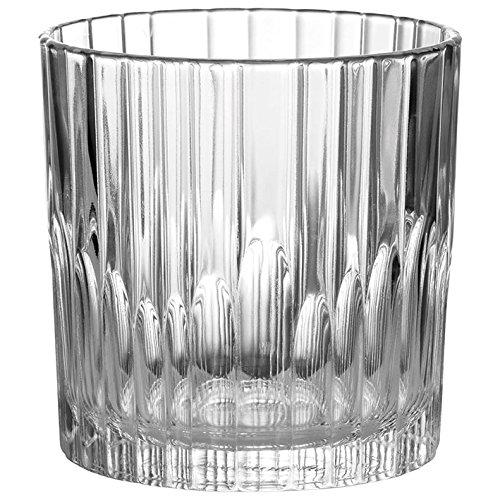 DURALEX 1057AB06/6 Lot de 6 Verres à Whisky Manhattan 31 cl, Transparent