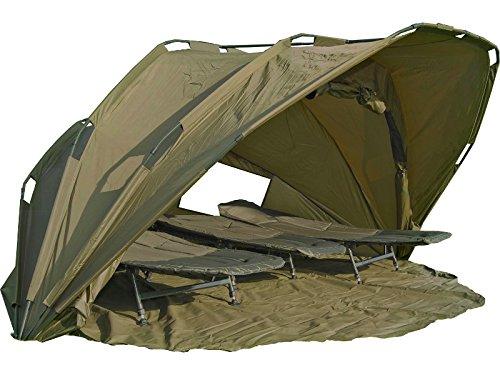 Carp Madness 'Extreme 3 Master Dome' Zelt Dome Karpfenzelt Bivvy 3,5 Mann Angelzelt