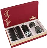 Axe Style Men's Multicolor Combo Of Watc...