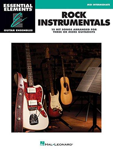Rock Instrumentals: Essential Elements Guitar Ensembles