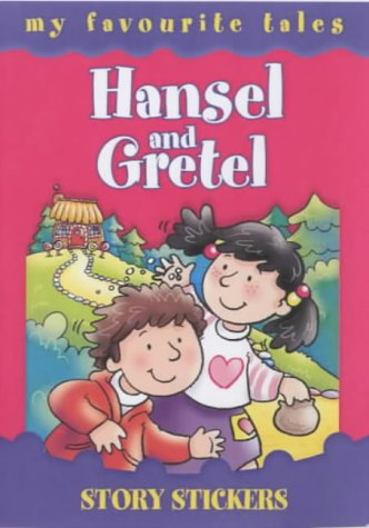 Hansel and Gretel story stickers
