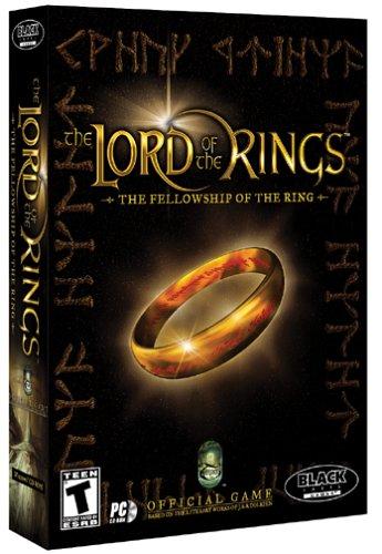 Der Herr der Ringe: The Fellowship of the Ring - PC (Game Pc Lotr)
