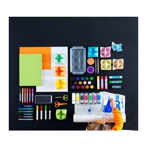 IKEA MALA - Dibujo rollo de papel