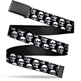 "Best Buckle Down 80s Movies - Buckle Down Men's Web 80s 1.5"" Belt, Sample Review"