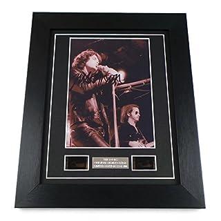 artcandi Jim Morrison Signed + The Doors Film Cells Framed