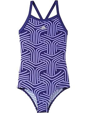 adidas Mädchen Springbreak Allover Printed Badeanzug