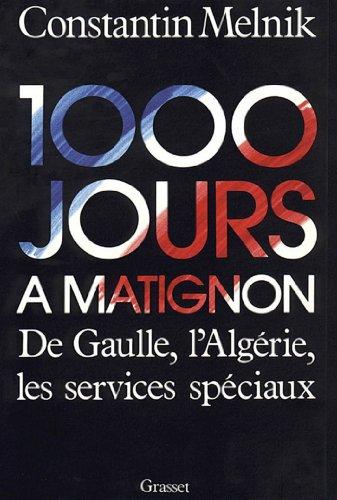 Mille jours à Matignon (Littérature)